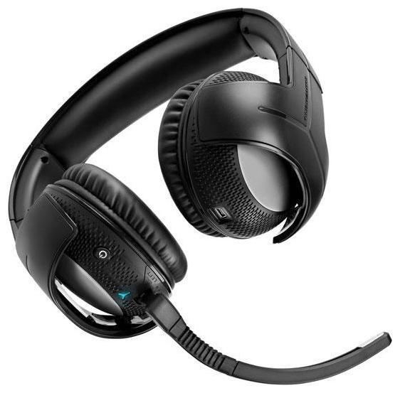 Thrustmaster Y400P, Black беспроводные наушники с микрофоном