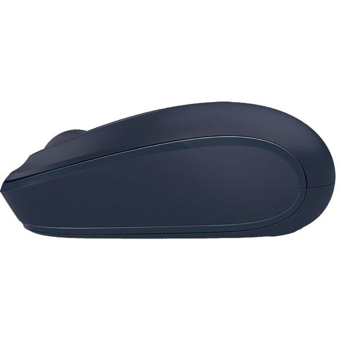 Microsoft Wireless Mobile Mouse 1850, Blue мышь (U7Z-00014)