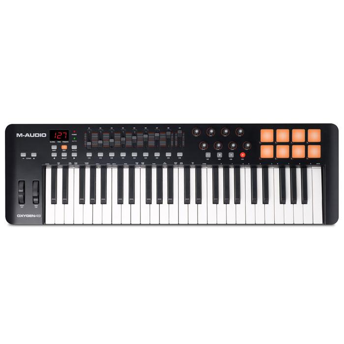 M-Audio Oxygen 49 II midi-клавиатура