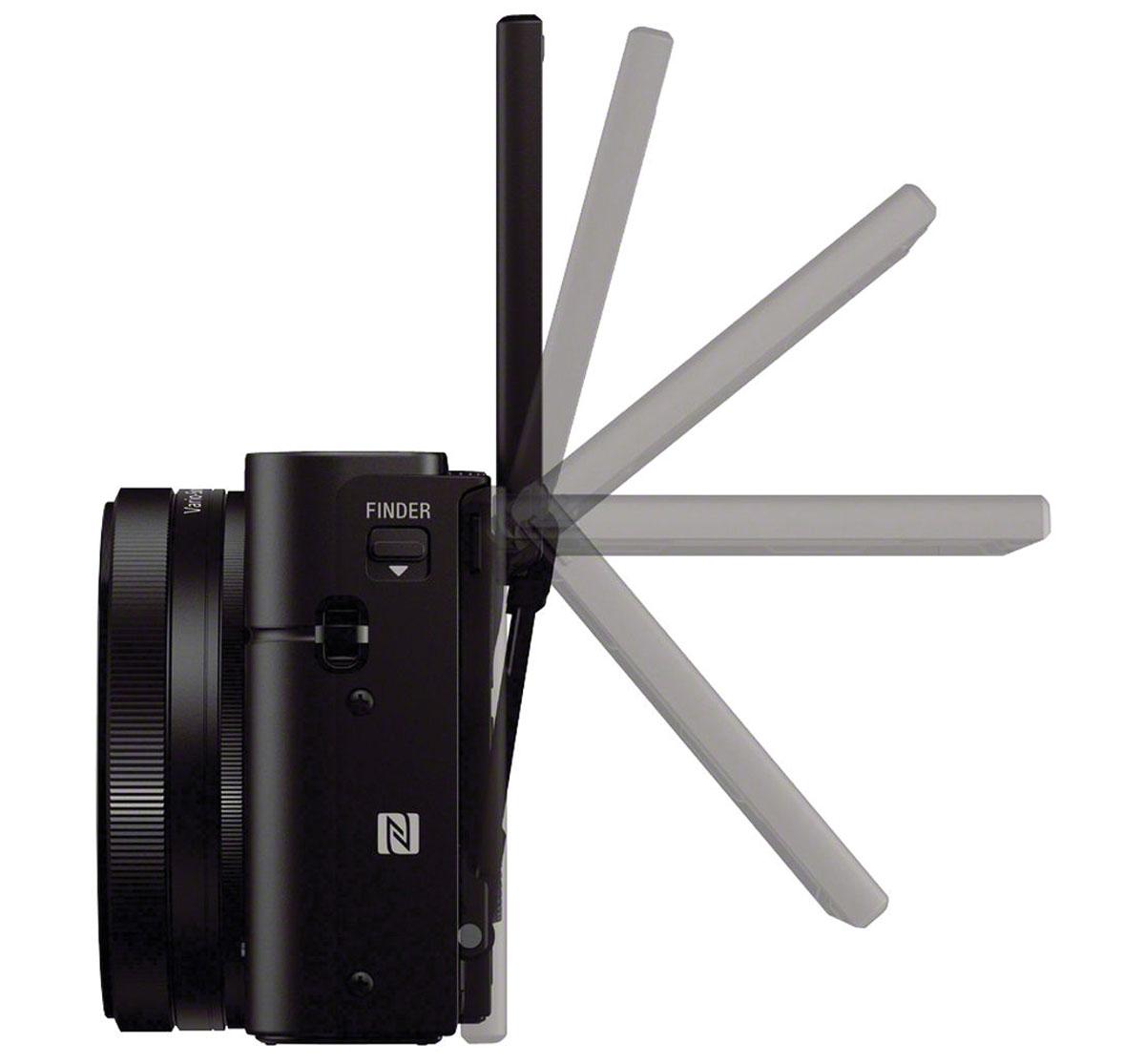 Sony Cyber-shot DSC-RX100 III цифровая фотокамера