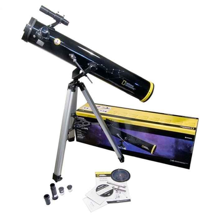 Bresser National Geographic 114/900 AZ телескоп ( 51455 )