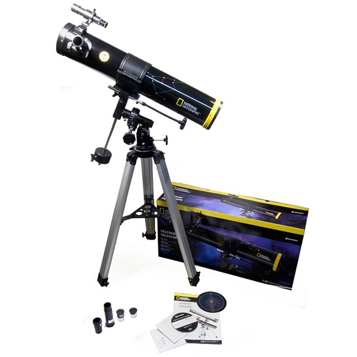 Bresser National Geographic 76/700 EQ телескоп ( 51454 )