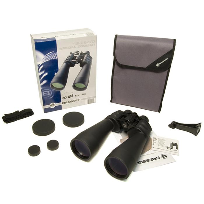 Bresser Spezial-Zoom 12-36x70 бинокль ( 32317 )