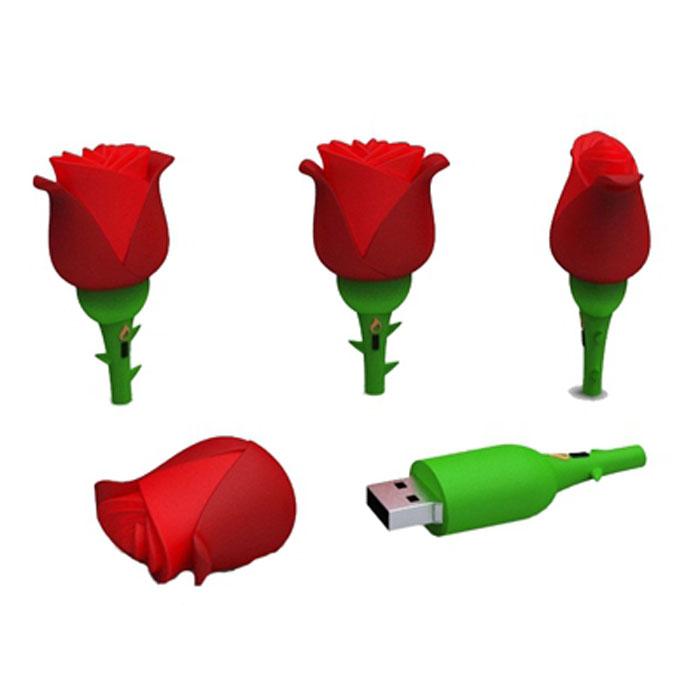 Iconik Роза 8GB USB-накопитель