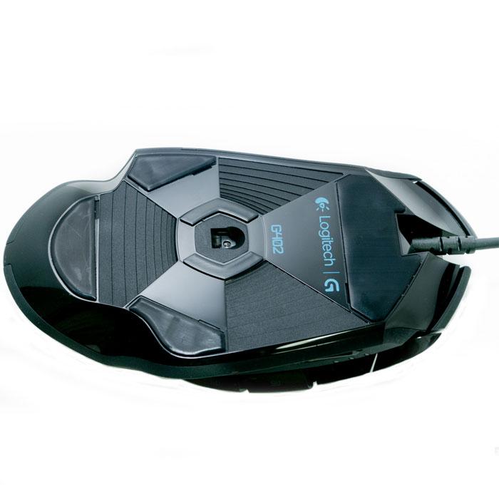 Logitech G402 Hyperion Fury игровая мышь ( 910-004067 )