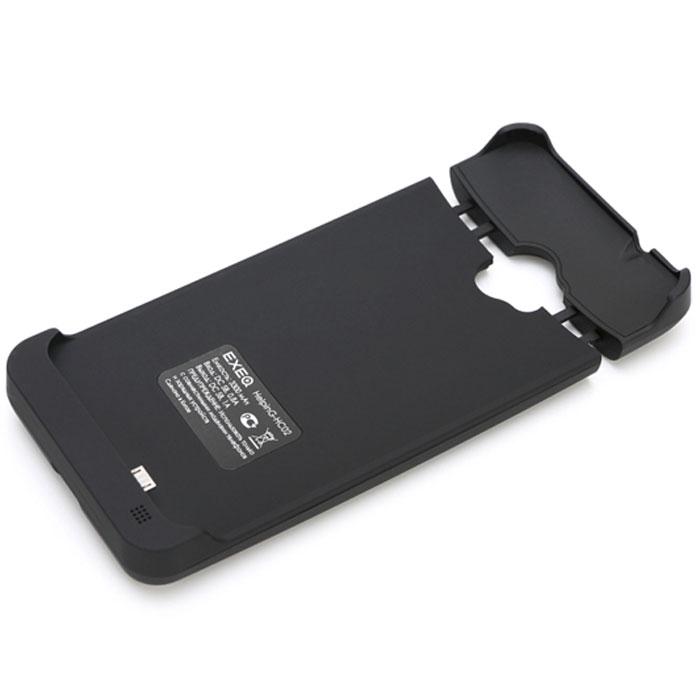 EXEQ HelpinG-HC02 �����-����������� ��� HTC One M7, Black (3300 ���, ����-����)