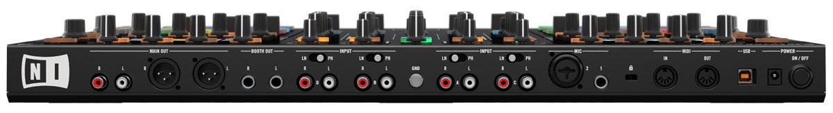 Native Instruments Traktor Kontrol S8 DJ-пульт
