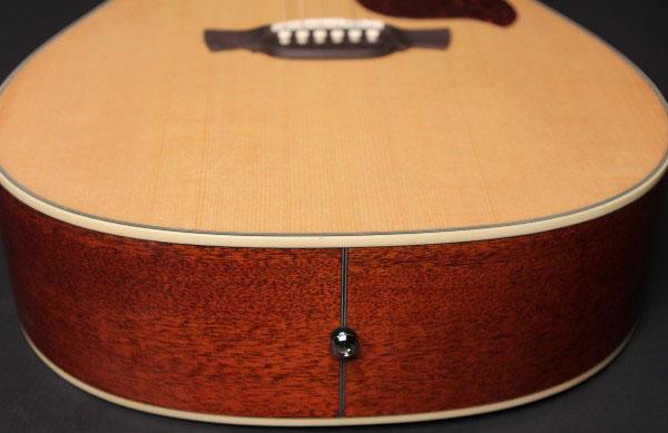 Crafter D-6/N акустическая гитара + чехол
