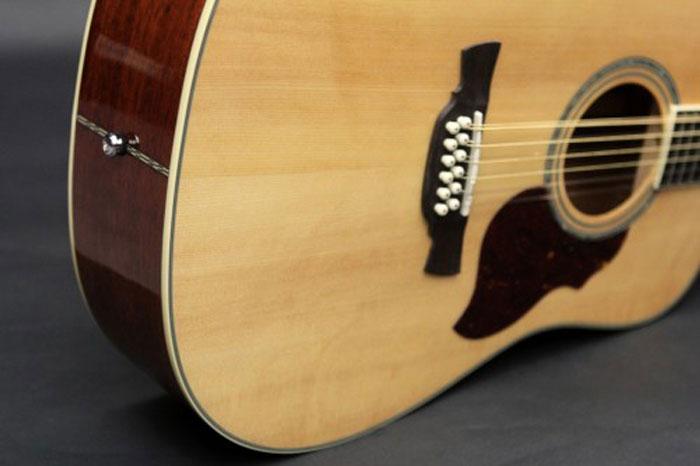 Crafter D-8-12/N 12-струнная акустическая гитара + чехол