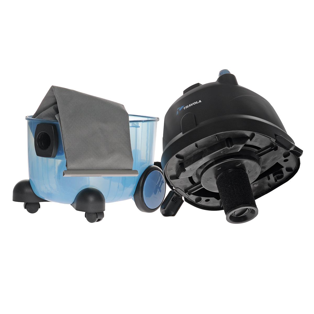 Travola VC-0606 пылесос для влажной и сухой уборки помещений ( VC-0606 )