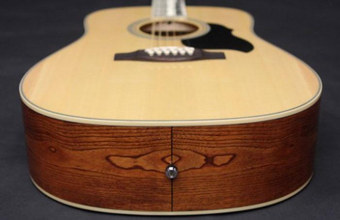 Crafter MD-50-12/N 12-струнная акустическая гитара + чехол
