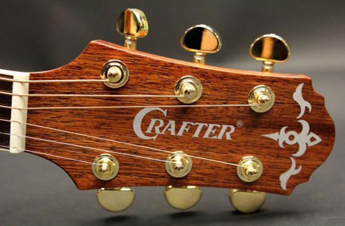 Crafter MD-60/AM акустическая гитара + чехол