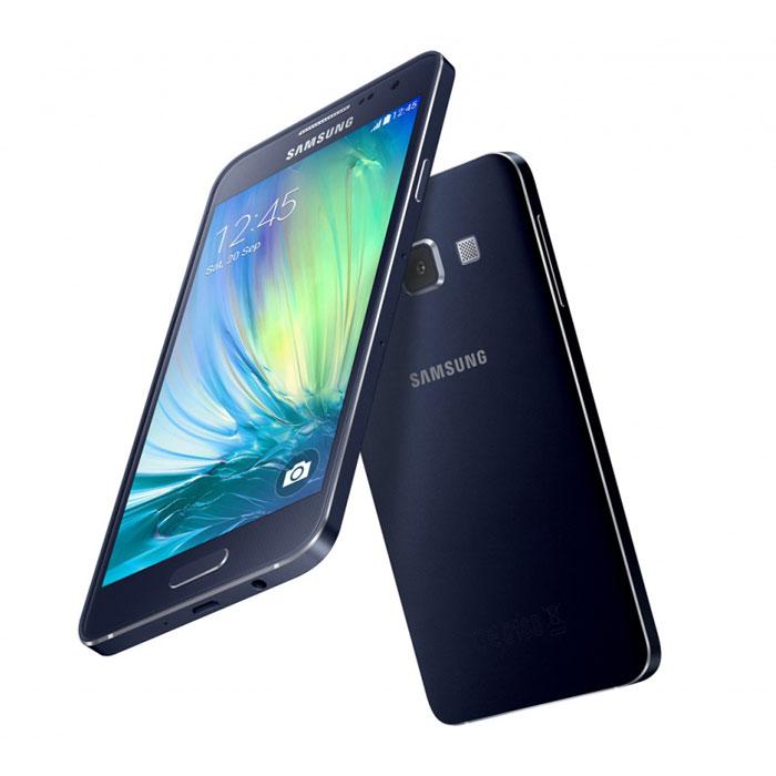 Samsung SM-A500F Galaxy A5, Black ( SM-A500FZKDSER )