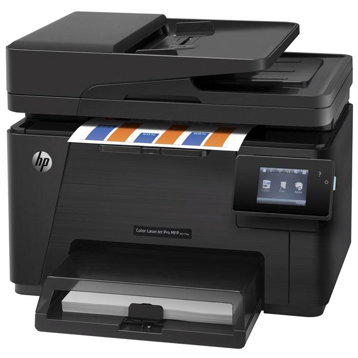 HP LaserJet Pro M177fw (CZ165A) МФУ