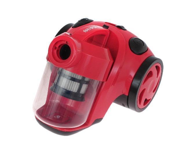 Supra VCS-1615, Red пылесос