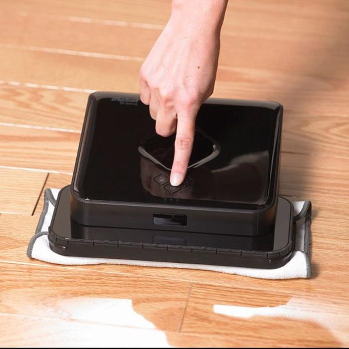 Робот пылесос для ламината моющий