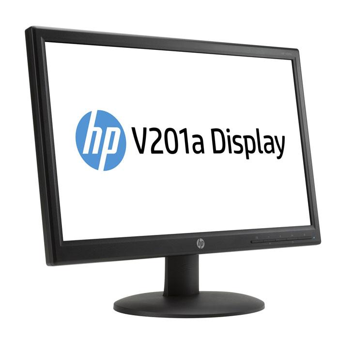 HP V201a монитор ( F8C55AA )
