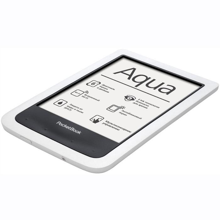 PocketBook 640, White электронная книга ( PB640-D-RU )