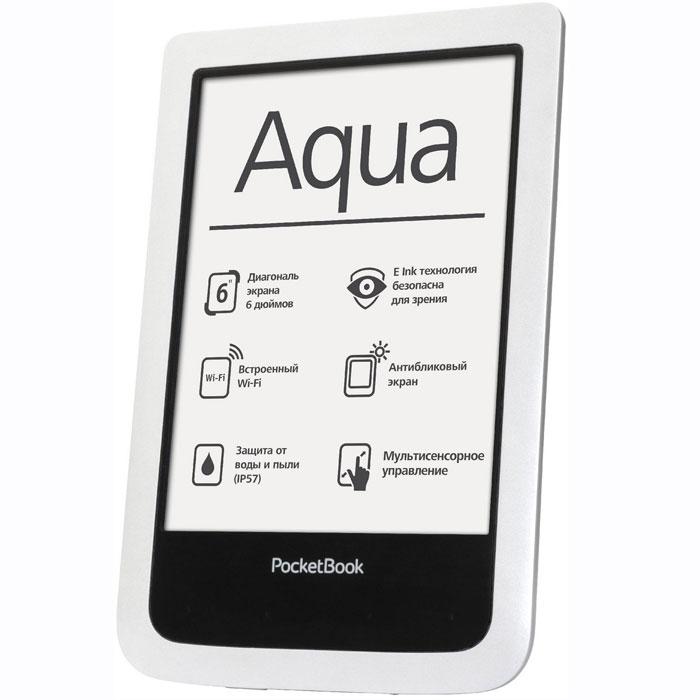 PocketBook 640, White электронная книга