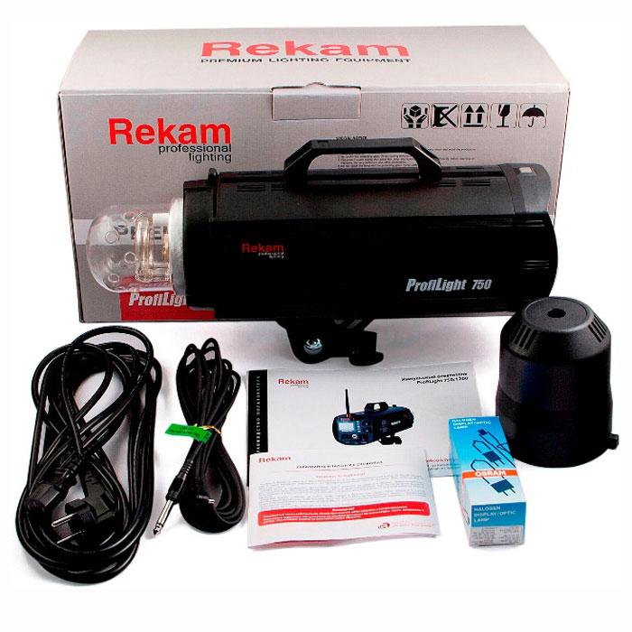 Rekam ProfiLight 750 импульсный осветитель