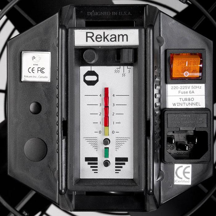 Rekam TWT-1000 туннельный вентилятор для фото и видео студий