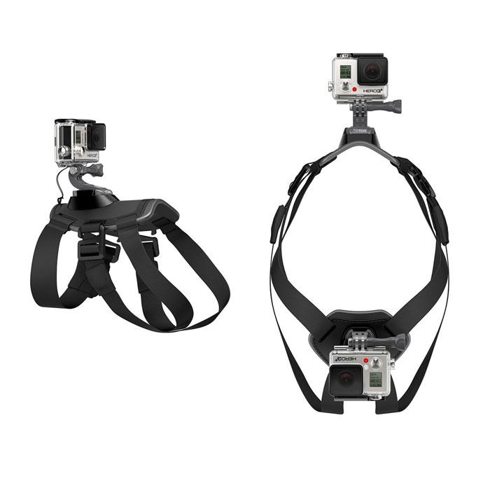 GoPro ADOGM-001 Fetch Dog Harness крепление-упряжка для собак