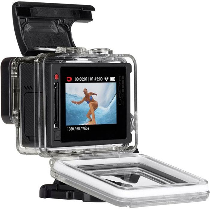 GoPro Hero4 Silver Edition Moto экшн-камера (CHDMY-401)