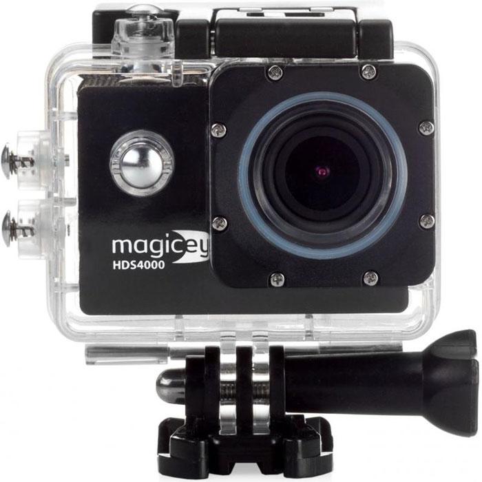 Gmini MagicEye HDS4000, Black экшн-камера