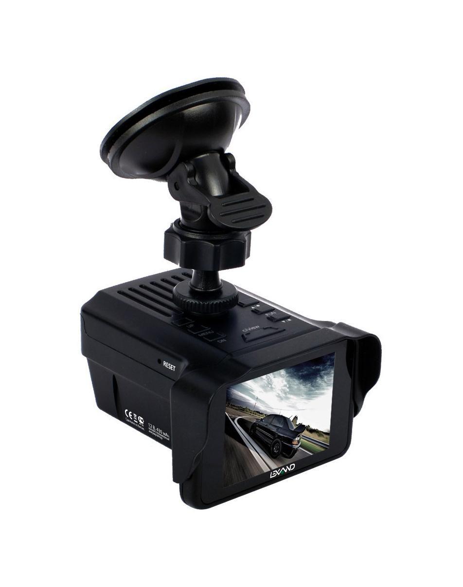 Lexand LRD-2000, Black видеорегистратор