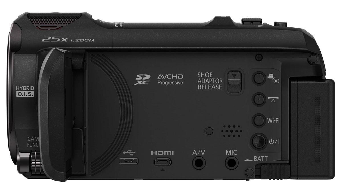 Panasonic HC-VX870 4K WiFi цифровая видеокамера