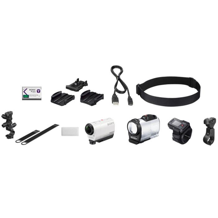 Sony HDR-AZ1VB экшн-камера
