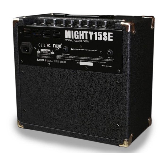 Nux Mighty15SE гитарный комбоусилитель