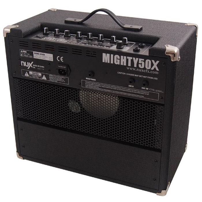 Nux Mighty50X гитарный комбоусилитель
