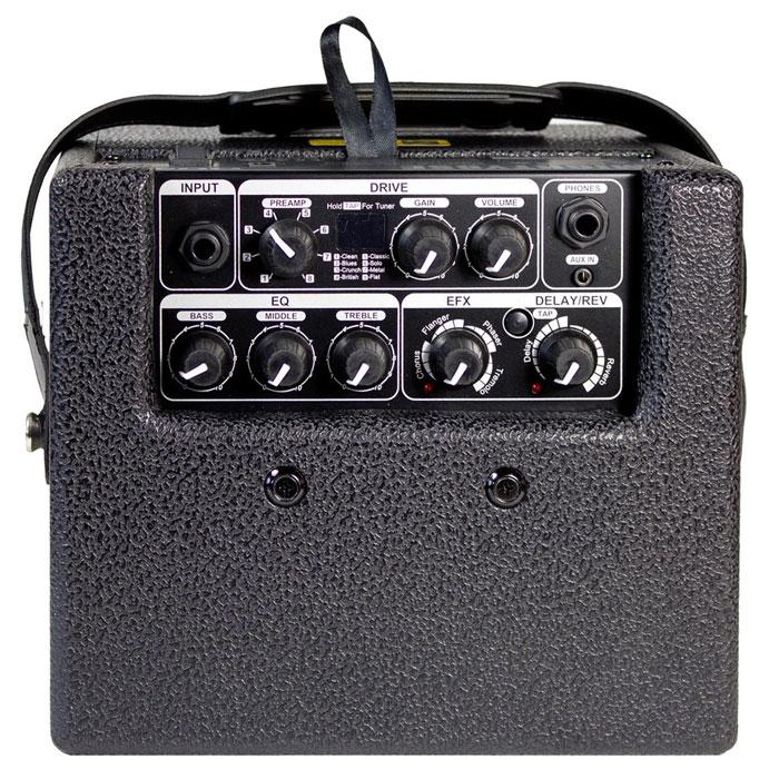 Nux Mighty8SE гитарный комбоусилитель
