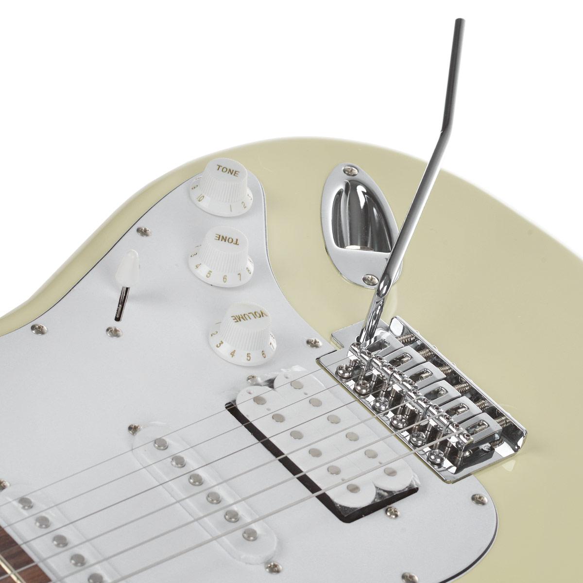 Cruzer ST-200/VWH, Pearl электрогитара