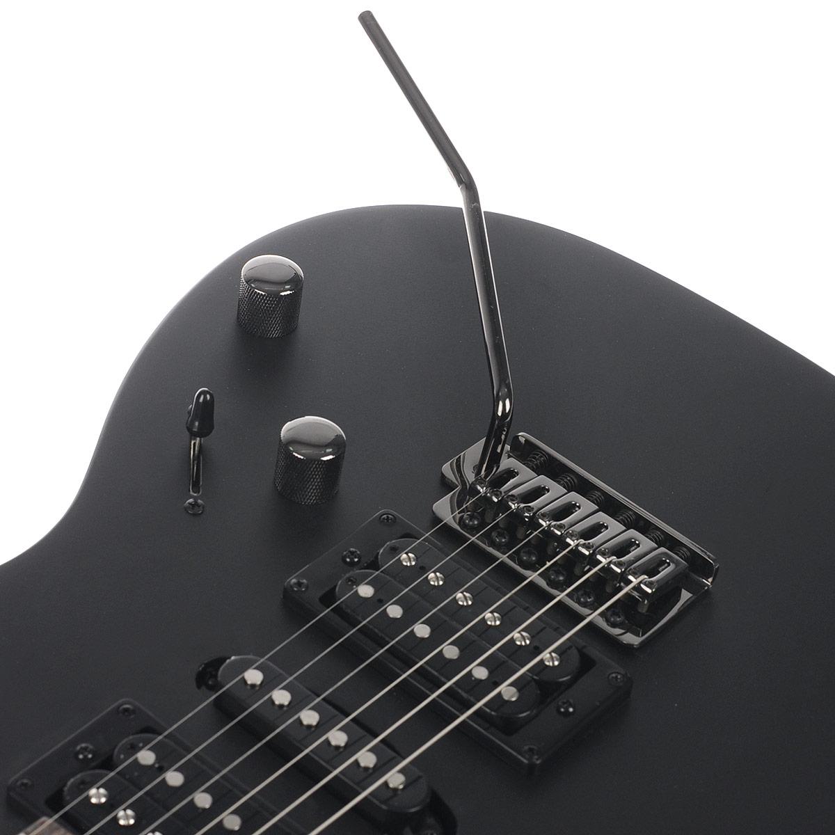 Cruzer CJ-420/GMT.BK, Black Matte электрогитара