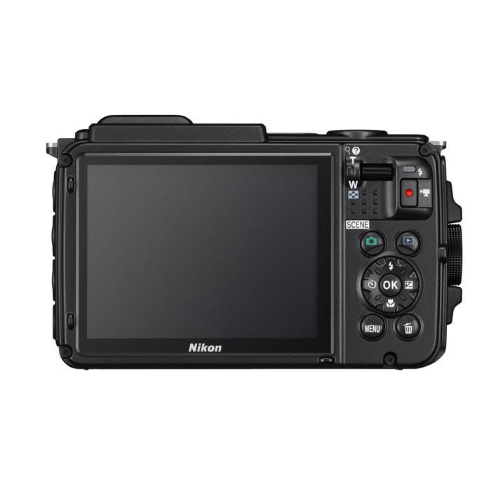 Nikon Coolpix AW130, Khaki цифровая фотокамера
