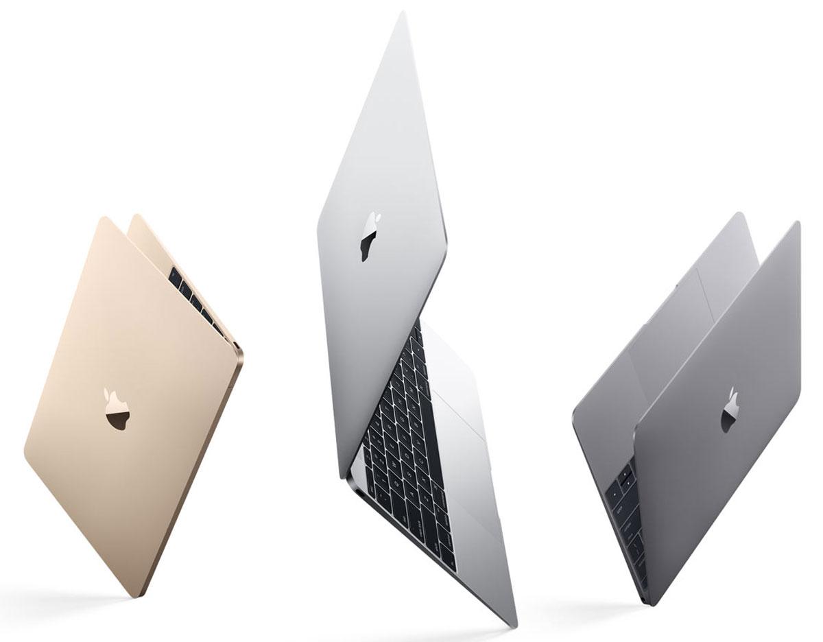 """Apple MacBook 12"""", Silver (MF855RU/A) ( MF855RU/A )"""