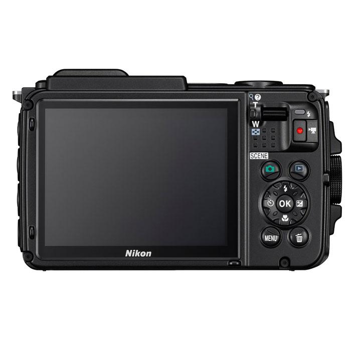 Nikon Coolpix AW130, Blue цифровая фотокамера