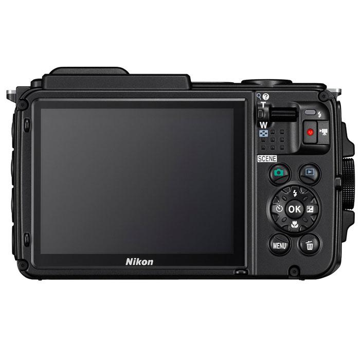 Nikon Coolpix AW130, Yellow цифровая фотокамера
