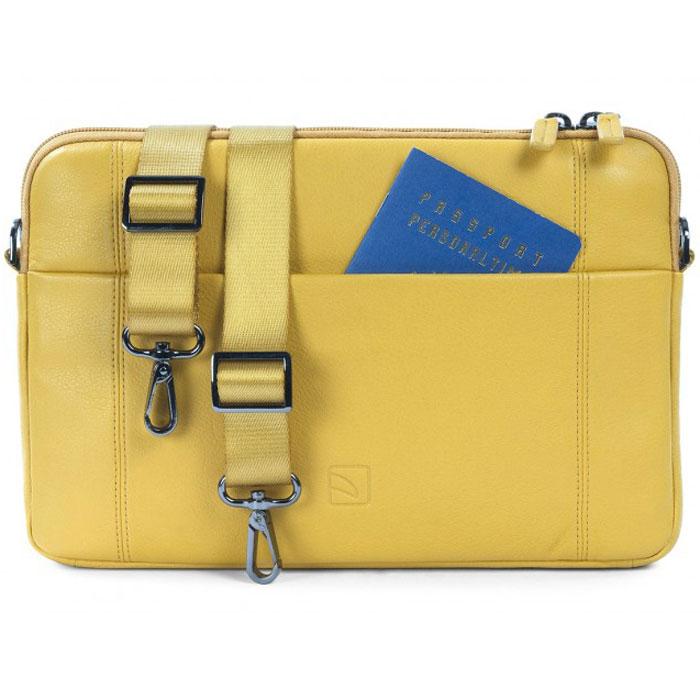 """Tucano One Premium сумка для MacBook Air 11""""/Ultrabook 11"""", Yellow ( TC_NB_BFOP11-Y )"""