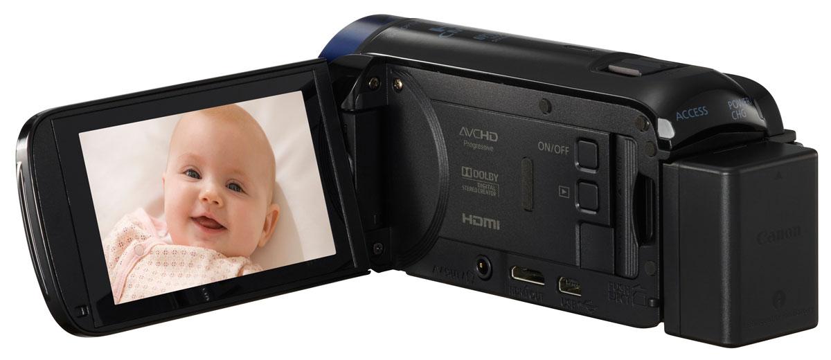 Canon LEGRIA HF R606, Black цифровая видеокамера
