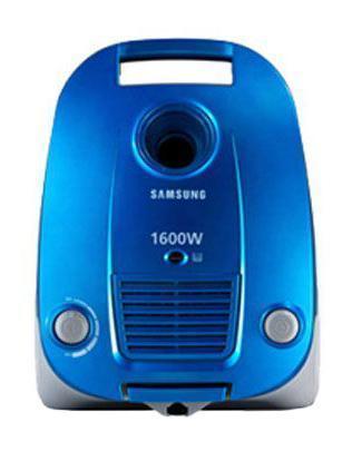 Samsung SC4140, Пылесос
