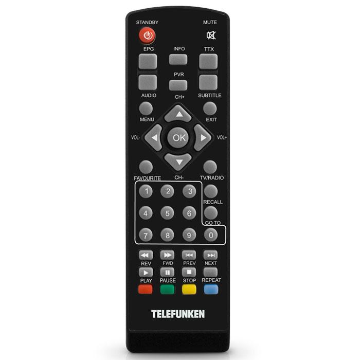 Telefunken TF-DVBT204 ТВ-тюнер
