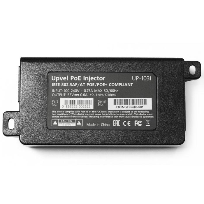 UPVEL UP-103I PoE-инжектор
