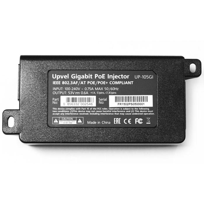 UPVEL UP-105GI PoE-инжектор