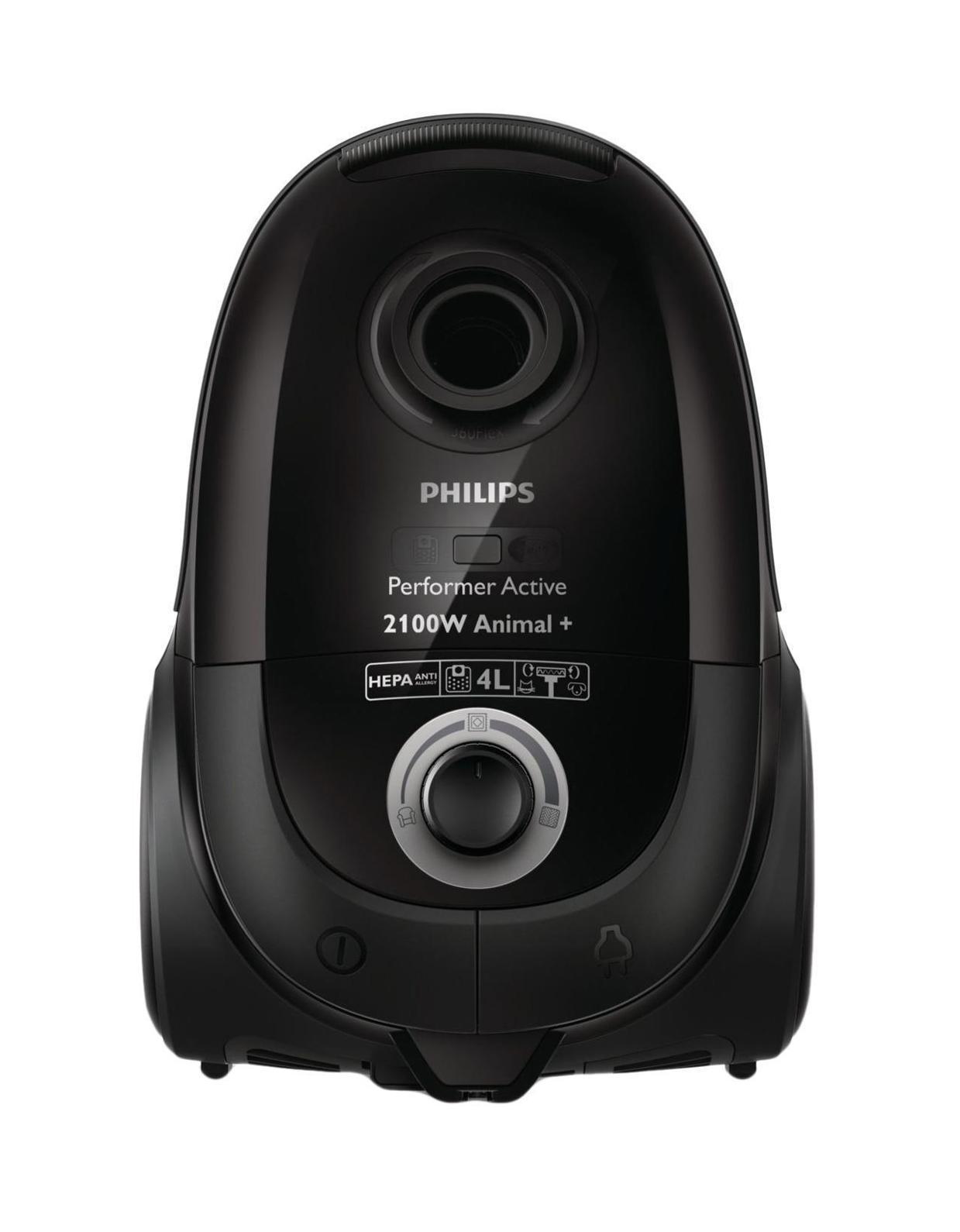Philips FC8657/01 Performer, Black пылесос ( FC8657/01 )