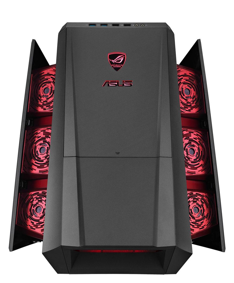 Asus ROG G30AK-RU012S, Black настольный компьютер (90PD00Y1-M02220)