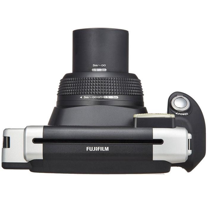 Fujifilm Instax Wide 300, Black фотоаппарат моментальной печати