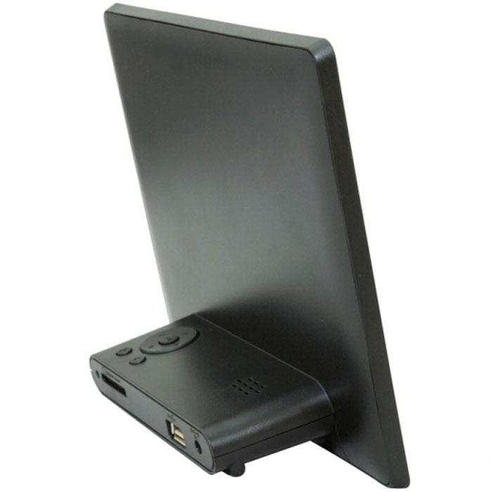 Ritmix RDF-712, Black цифровая фоторамка